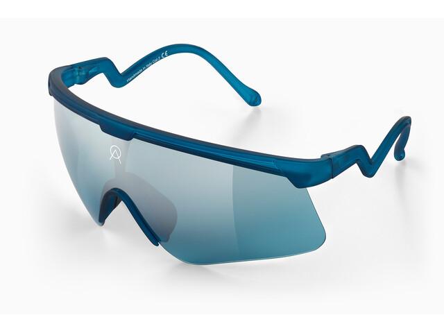 ALBA Optics Delta Gafas Mr. Blue Hombre, indigo blue